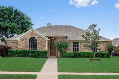 Allen Single Family Home For Sale: 1416 Quail Run Drive