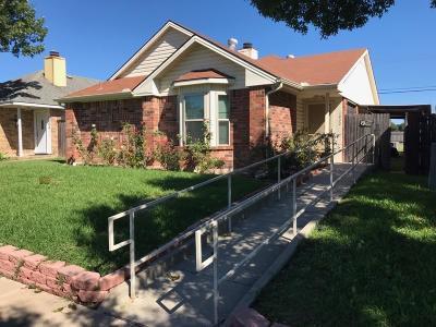 Mesquite Single Family Home For Sale: 1000 Old Barn Lane