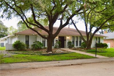 Dallas Single Family Home For Sale: 6311 Glennox Lane