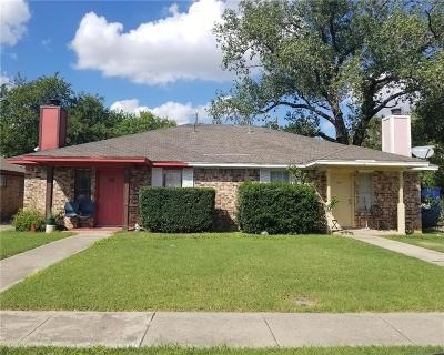 Irving Multi Family Home For Sale: 100 Renee
