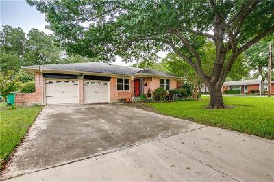 McKinney Single Family Home For Sale: 806 Bonner Street