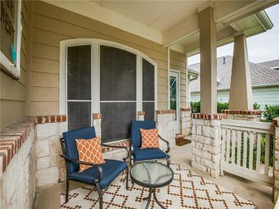 Mckinney Single Family Home Active Option Contract: 9816 Tyler Drive