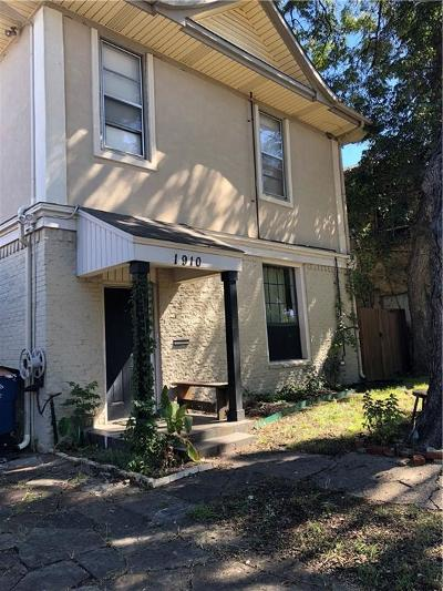 Dallas Single Family Home For Sale: 1910 N Carroll Avenue
