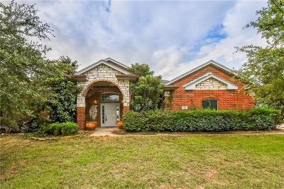 Waxahachie Single Family Home For Sale: 150 Saddle Ridge