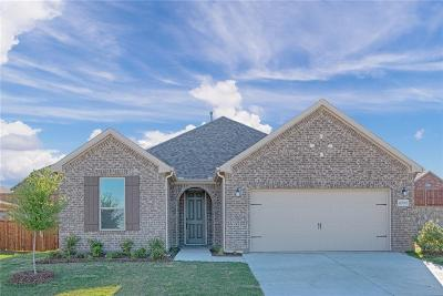 Fort Worth Single Family Home For Sale: 8909 Bison Creek Drive