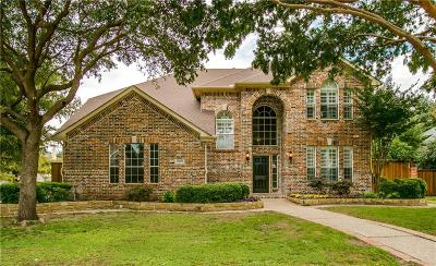 Plano Single Family Home For Sale: 8408 Vasque Court