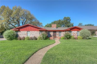 Benbrook Single Family Home For Sale: 3824 S Twilight Drive