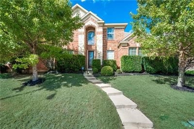 Lancaster Single Family Home For Sale: 1815 Olympus Drive