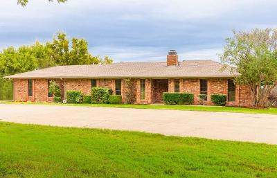 Crandall, Combine Single Family Home For Sale: 106 Willow Lake Lane
