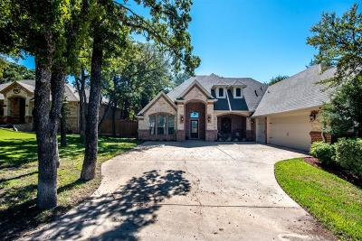 Granbury Single Family Home For Sale: 6217 Westover Drive