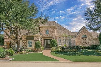 McKinney Single Family Home For Sale: 1101 Trail Ridge Drive