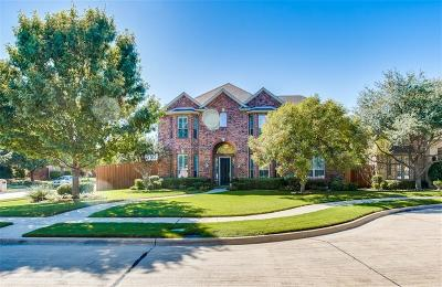 Plano Single Family Home For Sale: 8001 Brentwick Circle