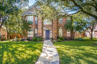 Allen TX Single Family Home For Sale: $349,000
