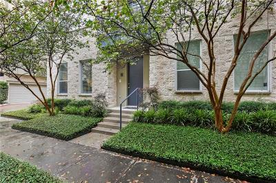 Condo Active Option Contract: 4312 McKinney Avenue #6