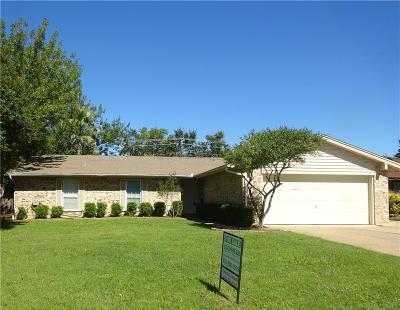 Mesquite Single Family Home For Sale: 1524 Springbrook Street