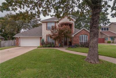 Parker County, Tarrant County, Hood County, Wise County Single Family Home Active Kick Out: 1029 Pebble Beach Drive