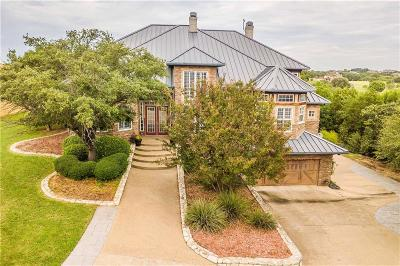Granbury Single Family Home For Sale: 2004 W Emerald Bend Court