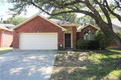 Lewisville Single Family Home For Sale: 1424 Ridgecreek Drive