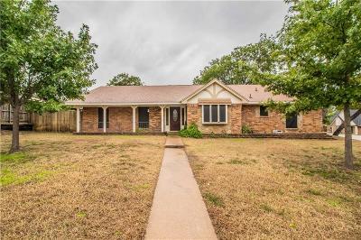 Fort Worth Single Family Home For Sale: 7729 Quail Ridge Street
