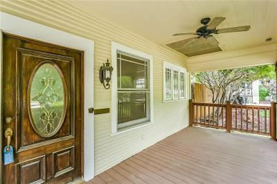 Fort Worth Single Family Home For Sale: 1212 Dorothy Lane