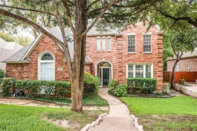 McKinney Single Family Home For Sale: 2611 Cedarwood Court