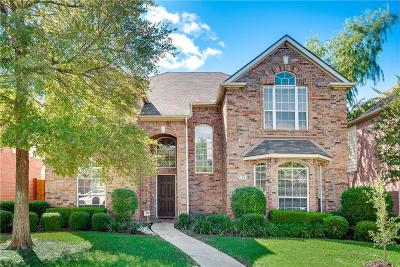 Frisco Single Family Home For Sale: 11393 Clover Knoll Drive