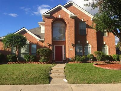 Garland Single Family Home For Sale: 2522 Briarbrook Lane
