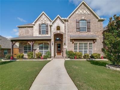 Frisco Single Family Home For Sale: 10508 Killdeer Drive