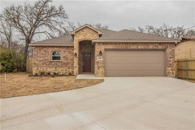 Fort Worth Single Family Home For Sale: 4925 Elgin Street