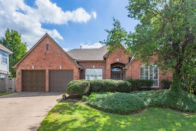 Highland Village Single Family Home For Sale: 960 Kingwood Circle