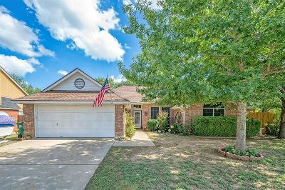 Denton Single Family Home For Sale: 2704 Stephen Drive
