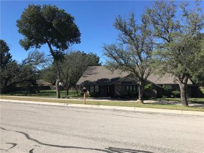 Brownwood Single Family Home For Sale: 811 Quail Run