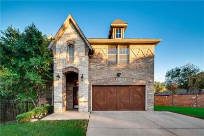 Euless Single Family Home Active Contingent: 1600 Lake Eden Drive