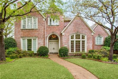 Plano Single Family Home For Sale: 5709 Fredrick Court