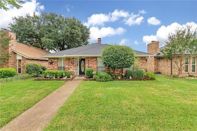 Carrollton Single Family Home Active Option Contract: 1746 Arledge
