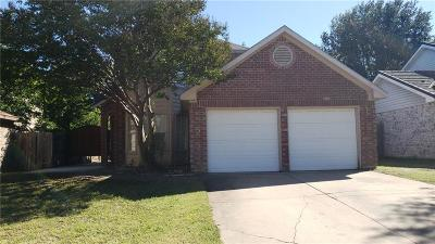 Fort Worth TX Single Family Home Sold: $124,900