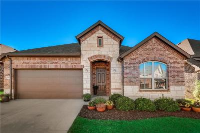 Single Family Home For Sale: 15513 Pioneer Bluff Trail