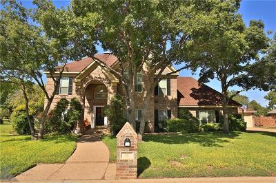 Abilene Single Family Home For Sale: 14 Winged Foot Circle W