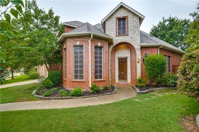 McKinney Single Family Home For Sale: 1900 Cross Point Road