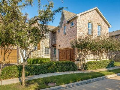 Coppell Townhouse Active Option Contract: 1143 Bethel School Court