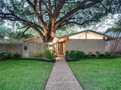 Single Family Home For Sale: 7230 Walling Lane