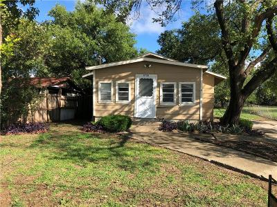 Frisco Single Family Home For Sale: 6726 Ash Street