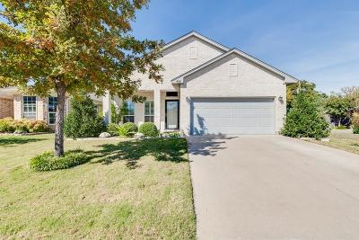 Burleson Single Family Home Active Option Contract: 420 Tinker Trail