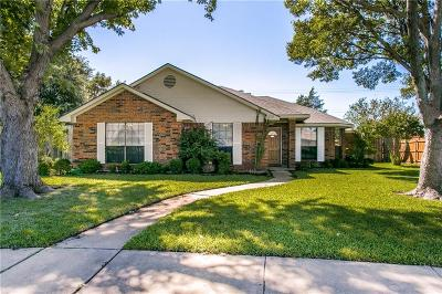 Sachse Single Family Home For Sale: 2426 Highridge Drive