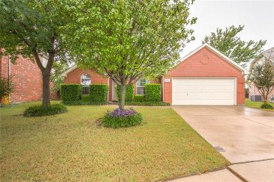 Crowley Single Family Home Active Option Contract: 1048 Oarlock Drive