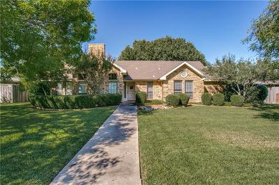 Sachse Single Family Home Active Option Contract: 5531 Spring Creek Drive