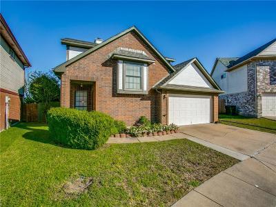 Plano TX Single Family Home Active Option Contract: $249,900