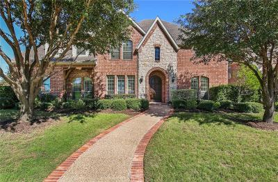 Frisco Single Family Home For Sale: 5402 Golden Sunset Court