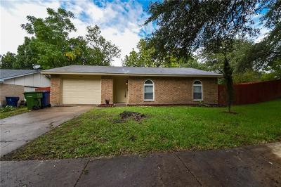 Single Family Home For Sale: 4122 Salem Drive