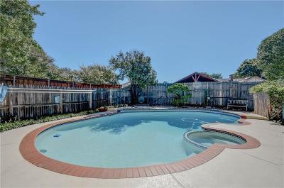 Garland Single Family Home For Sale: 406 Faircrest Drive